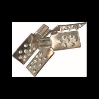Клипса (Electric Clip) 1000 шт/уп (Краб)