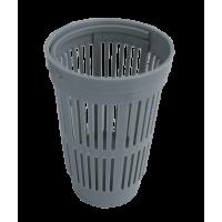 Сифон YOYO-2 (3,5 дюйма) для каменной мойки с переливом и фильтр-стаканом