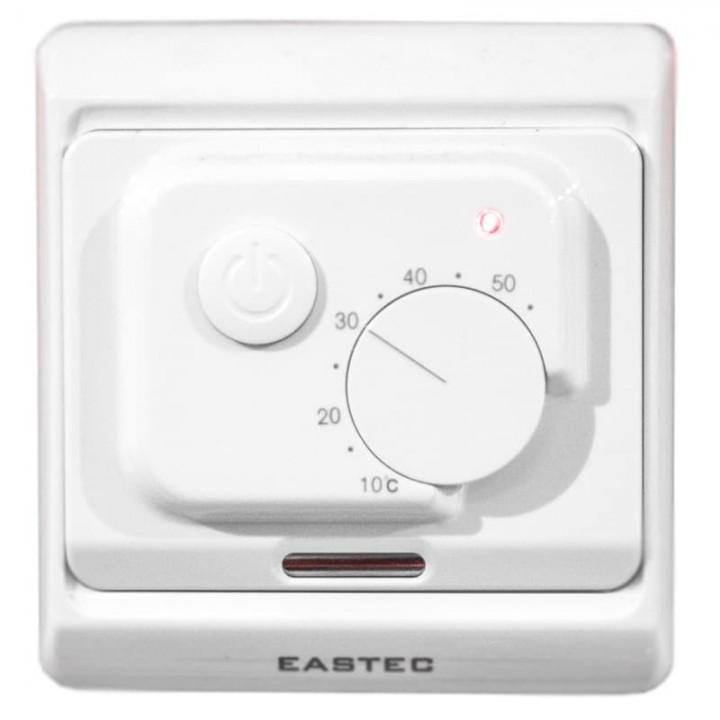 Терморегулятор EASTEC E 7.36 (3,5 кВт) механический, выносной и встр. датчики температуры