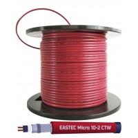 EASTEC MICRO 10 - CTW, SRL 10-2CR M=10W,греющий кабель c пищевой оболочкой, пог.м.