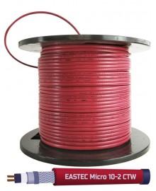 EASTEC MICRO 10 - CTW, SRL 10-2CR M=10W,греющий кабель c пищевой оболочкой