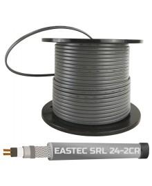 EASTEC SRL 24-2 CR , M=24W (200м/рул.),греющий кабель