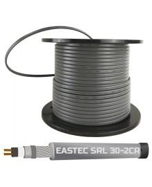 EASTEC SRL 30-2 CR, M=30W (200м/рул.),греющий кабель