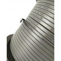 EASTEC SRL 16-2 M=16W (300м/рул.),греющий кабель без оплетки, пог.м.