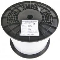 EASTEC SRL 24-2 M=24W (300м/рул.), греющий кабель без оплетки, пог.м.
