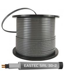 EASTEC SRL 30-2 M=30W (300м/рул.),греющий кабель без оплетки