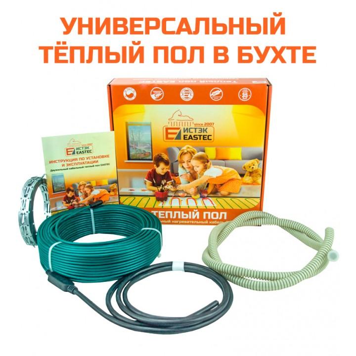 Комплект теплого пола в бухте EASTEC ECC -600 (20-30)