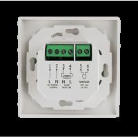 Терморегулятор EASTEC E-34 белый  (Встраиваемый 3,5 кВт)