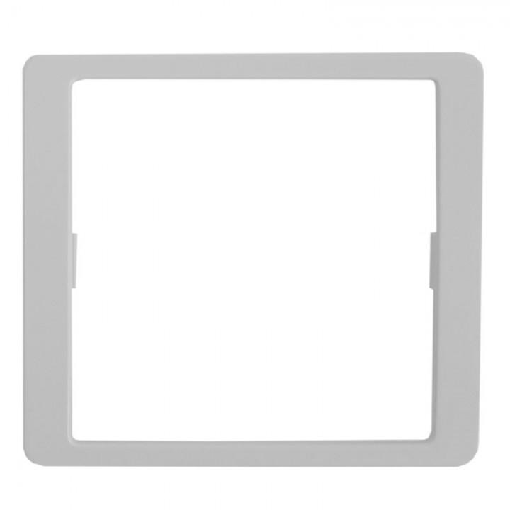 Рамка-адаптер (вставка)  Schneider Glossa к терморегулятору Е-30 и Е-34 белый