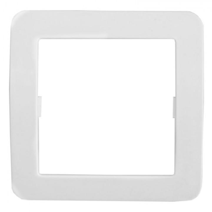 Рамка-адаптер (вставка)  UNIVERSAL к терморегулятору Е-30 и Е-34 белый