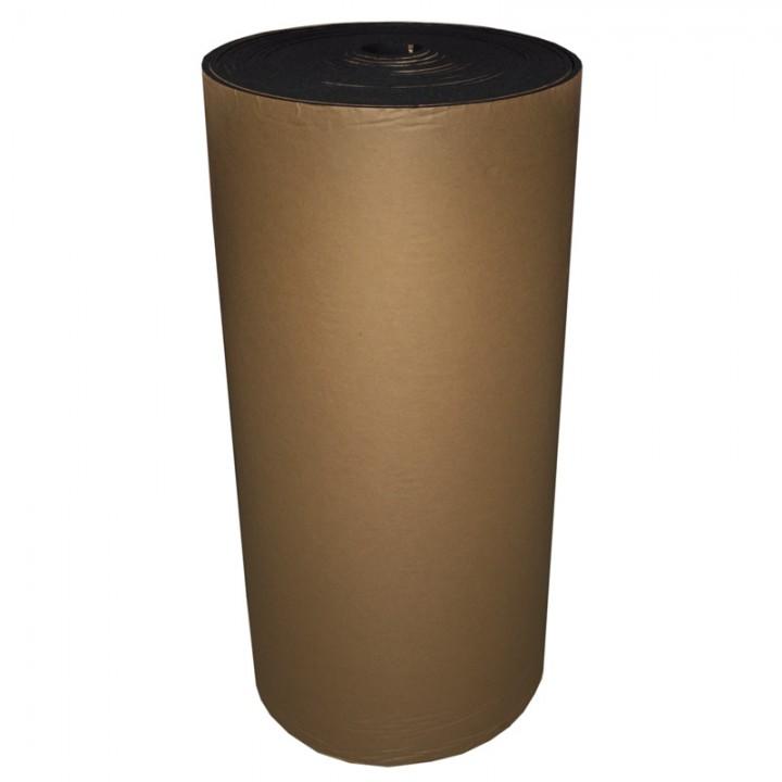 Изоляция каучуковая клейкая рулонная KaiFlex 20м*1400мм*9мм, Корея, 20м/рул