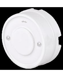 Распределительная коробка WERKEL (белый) WL18-19-01 Ретро