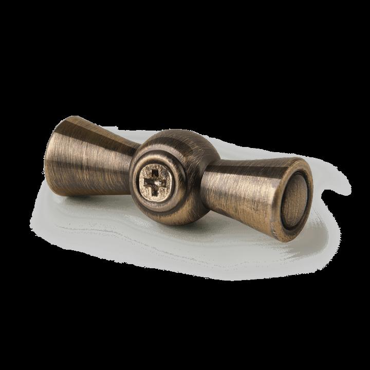 Ручка выключателя WERKEL (бронза) 2шт. WL18-20-01 Ретро