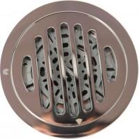 Трап сантехнический MAGdrain CC 01 Q50-GY(3.0) (100, магнитный клапан, Латунь, Хромированный, Кругл)
