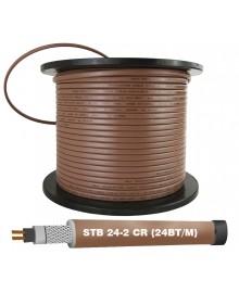 STB 24-2 CR (24 Вт/м) Саморегулирующийся нагревательный кабель