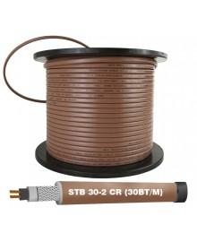STB 30-2 CR (30 Вт/м) Саморегулирующийся нагревательный кабель.