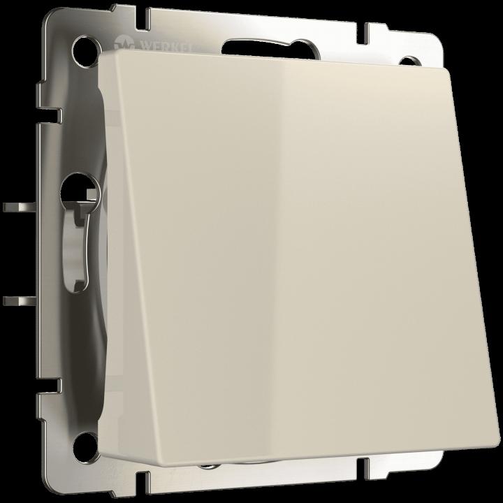Вывод кабеля WERKEL (слоновая кость) WL03-16-01