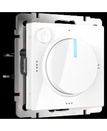 Терморегулятор электромеханический для теплого пола WERKEL (белый) WL01-40-01