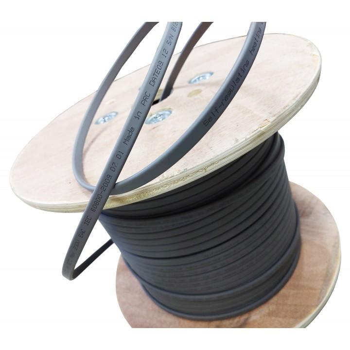 RGD 30-2 (30 Вт/м) Саморег. нагревательный кабель, без экрана